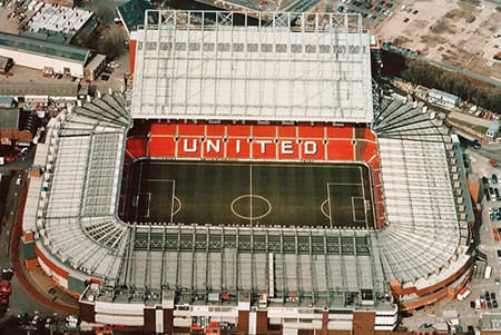 Manchester United FC - Old Trafford